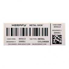 RFID метка UHF на металл XERAFY Mercury Metal Skin Label (101,6x38x0,8мм) X50A0-GL100-M4