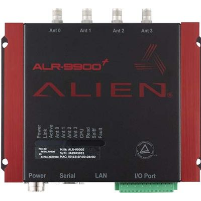 Alien ALR-9900+ Enterprise RFID Reader Family описание